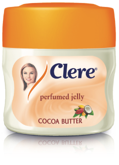 Clere Perfumed Jelly Cocoa Butter