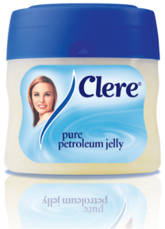 Clere Pure Petroleum Jelly Yellow